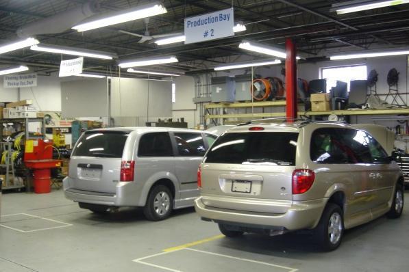 Service and Repair Ramp Vans - Wheelchair Vans - New Jersey and New York