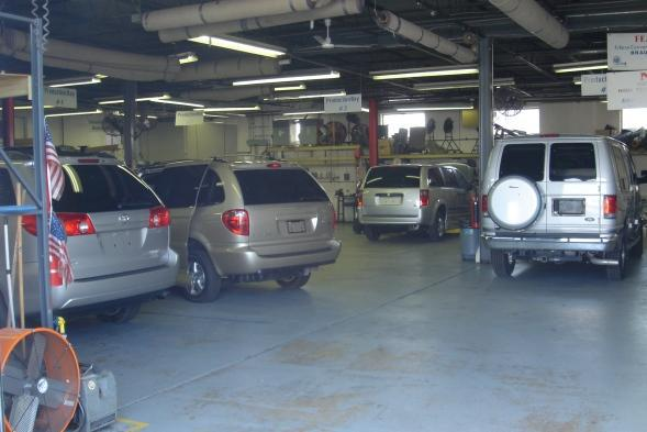 Preventative Maintenance - Diagnose and Repair Wheelchair Vans - NJ and NY