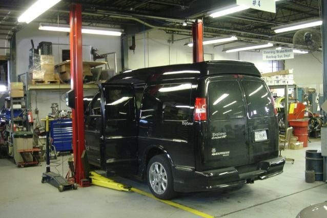 Service and Repair Scooter Lifts and Wheelchair Lifts - NJ and NY