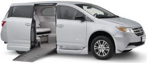 Honda Braun Side Entry