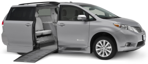 Toyota Braun Side Entry