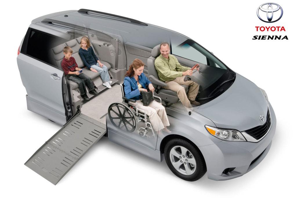 2015 Toyota Sienna Wheelchair Accessible Html Autos Post