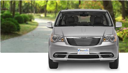 Chrysler wheelchair van Entervan xt