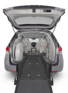 Honda Rear Entry Hatch Rear View